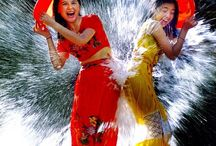Happy Songkran (Thai New Year) / Happy Songkran (Thai New Year)