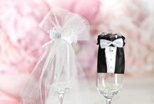 Kollektion Wedding Day / Dekorationen und Artikel für den Hochzeitstag