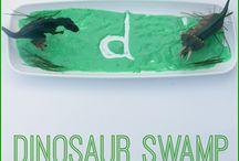Theme projects (dinosaur)