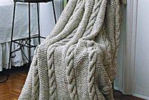 Throw blankets.