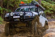 4WD / four wheel driving