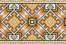 Mochilla wzory