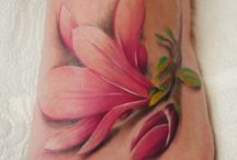 Pretty flower images - tattoos