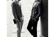 Men's Fashion / by Gabriella Allen