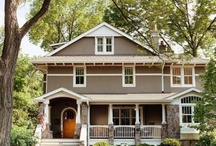 Exterior House Paint / by Stephanie Ching