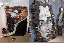 Bookshelves  / by Oscar Schade
