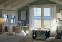 Coastal Living  / Imagine yourself in a moment of quiet solitude observing a group of crab fishermen bringing in the day's catch. Or what you may feel the instant a playful dolphin breaks the surface of the sea in pursuit of his true love. Whether it be on the rocky shores of Nantucket Sound or the sandy white beaches of the Aegean Sea, Coastal Living design is guaranteed to bring a feeling of leisure and relaxation into your cottage home.