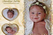 SUNNY - Joanna Kazmierczak: Dolls as Live - Made with Love - SUNSHINE BABIES - Reborn Dolls