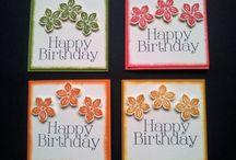 Grandma Bet's Card Sets
