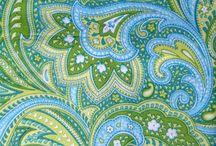 орнамент на ткани