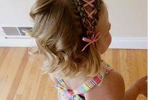 gyerek hajak