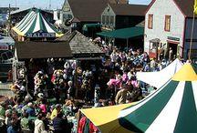 Events on Bowen's Wharf
