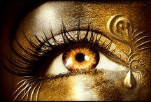 Kolor me sprayed gold / by Kool Kolors