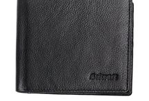 RFID Blocking Wallet / Bricraft RFID Blocking Wallet for Men,Black Stylish Leather Slim Bifold wallet  SAFETY. PRIVACY. SECURITY. - Our wallets are equipped with advanced rfid secure Technology, a unique metal composite, which blocks RFID signals and protects the valuable information stored on RFID chips from unauthorized scans