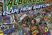 Tony McDermott - Reggae Album Covers