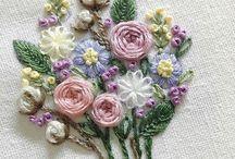 цветы рококо
