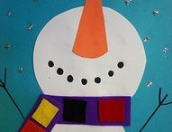 Children's Art Projects / by Jennifer Bails