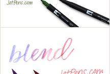 Bullet Journal - Pens