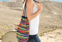 Summer Knit Bags