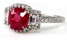 Red Hot RUBY jewelry
