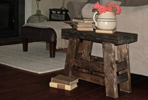 furniture ideas / by Ronnie H