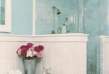 DETAILS: Shower Glass  Enclosures / by Terri Davis Art + Design