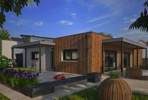 """Les Bons Plans Maison / Tous les modèles de maison à faire construire. Ils sont disponible sur notre site internet rubrique """"plans de maison""""."""
