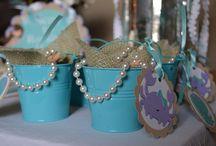 Party Theme - Mermaids