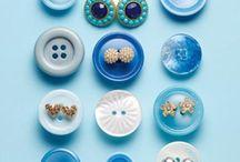 Button & Jewelry Storage & Crafts / by Valerie Eckstein