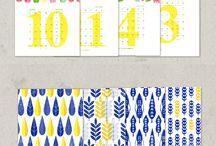 textiles - flora