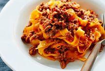 Freezer meals / Big batch recipes