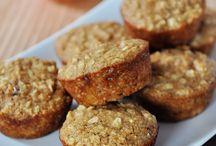 Healthy muffins/deserts