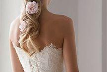 Bruiloft haar