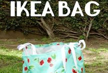 Shopping bags & big bags | sewing patterns