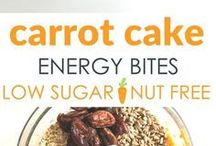 Low sugar Protein and Energy balls