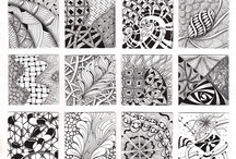 Zentangle y doddles
