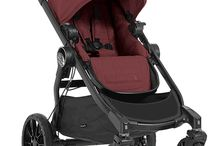 City Select LUX Stroller / The Baby Jogger City Select LUX stroller takes all of the great features of the ultra-popular City Select and adds a touch of luxury.