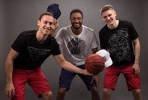 Marttila & Vilpas Vikings / Here is some pics taken in m-studio with Vilpas Vikings players Eero, Jo and Jesse.
