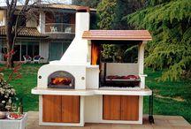 barbecue x giardino
