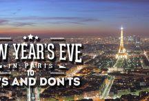 Paris New Year