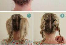 Cabello / Cuidado,  peinados y looks