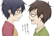 Ao No Exorcist love and lol