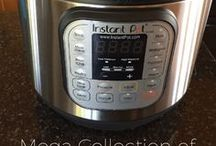 Recipes to cook Instant Pot