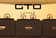 GTO LONDON / Handcrafted Cuff links, Expertly Engineered using Precious Metals.