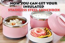 Thermal Stainless Steel Japanese Style Lunchbox