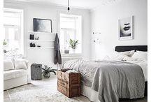 Bedroom / #sleep
