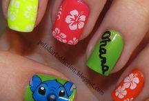 Nail Designs - Disney
