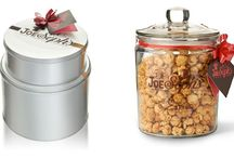 Gift Ideas / We've got a range of popcorn gifts from tins to kilner jars, and even a giant cracker for Christmas!