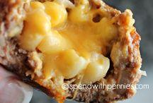 Mac N Cheese / Delicious mac n cheese recipes
