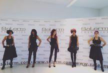 #Gala #SalermTrip #SalermCosmetic / gala de peluquería #SalermTrip en #SalermCosmetics y  #PRO•LINE